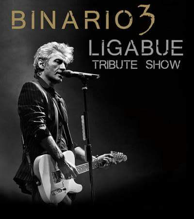 Binario3  – Roma – Tribute Band – Cover band Ligabue