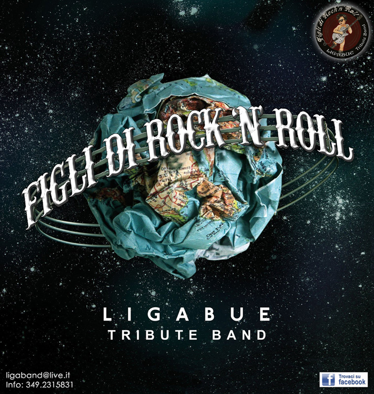 Figli di Rock 'N' Roll – Lecce- Tribute Band – Cover band Ligabue