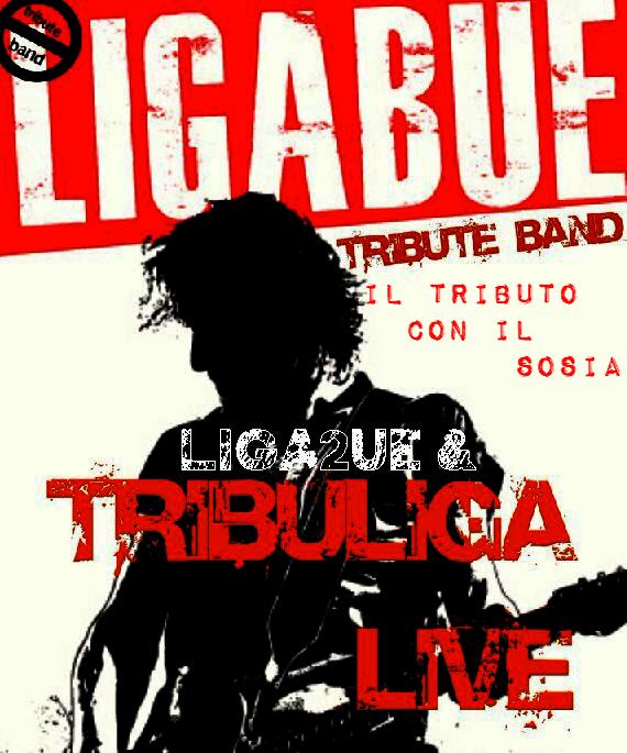 TribuLiga – Bergamo – Tribute Band – Cover band Ligabue