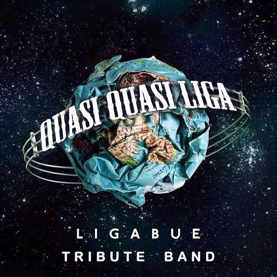 Quasi Quasi Liga – Verbania – Tribute Band – Cover band Ligabue