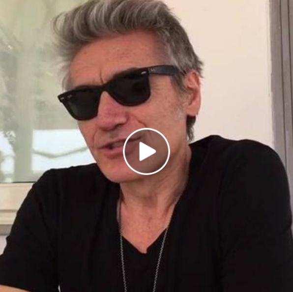 Ligabue ai fan con un videomessaggio: libro in uscita il 10 maggio 2016 e forse nuovo album