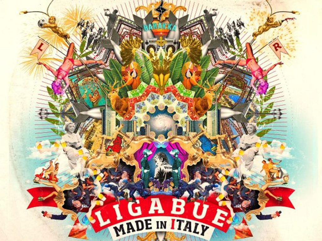 Made in Italy – Il nuovo album di Luciano Ligabue dal 18 novembre 2016